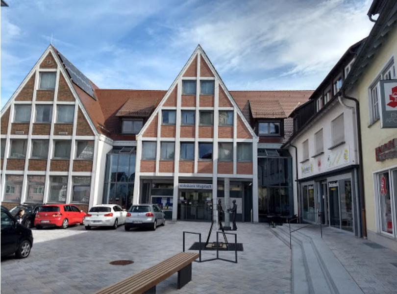 VR Bank eG Magstadt-Weissach